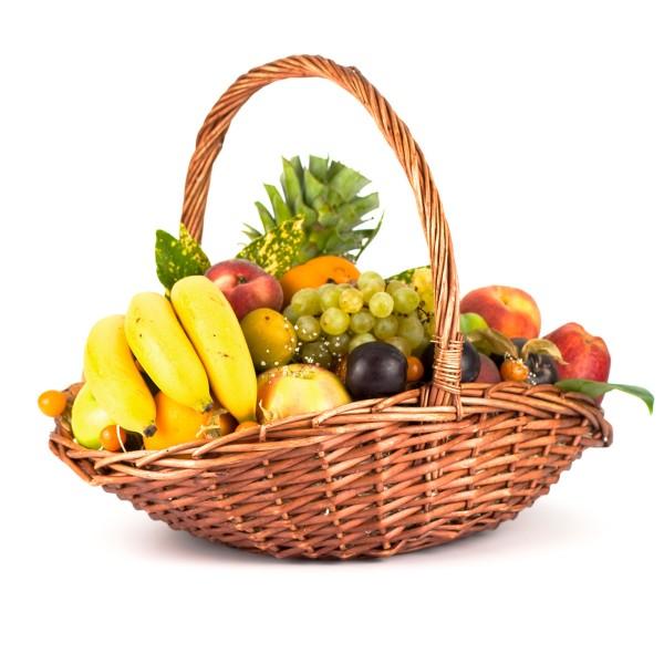 corbeille de fruits farandole