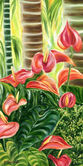 Tropical Master Paintings