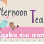 Blog de cuisine Afternoon Tea
