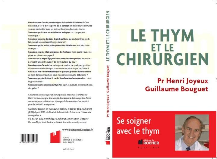 le thym et le chirurgien - Henri Joyeux
