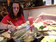 Bought it: Shabu-shabu from Shabu Zen, Boston