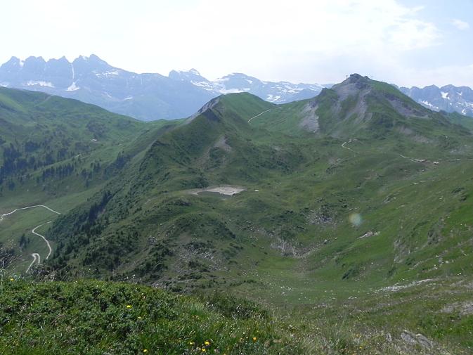 Cornebois, 2200 m