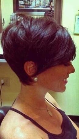 coupe court Florence coiffure à domicile