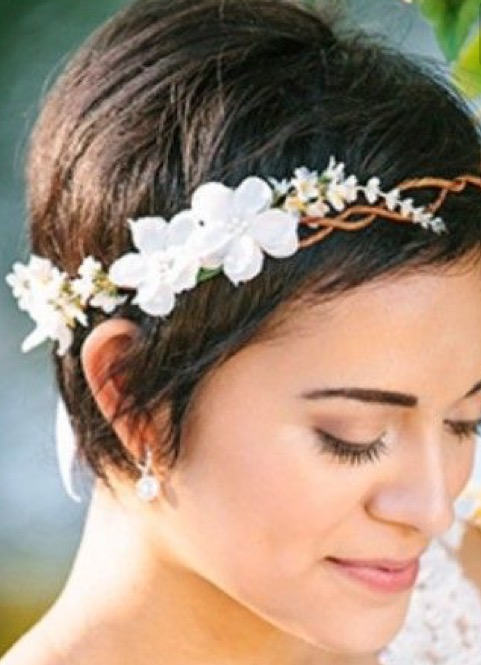 mariage fleur Florence coiffure