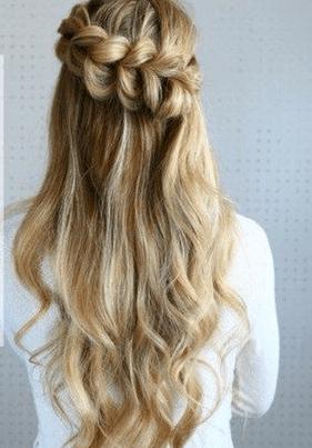 tresses mariage, coiffure à domicile tresses