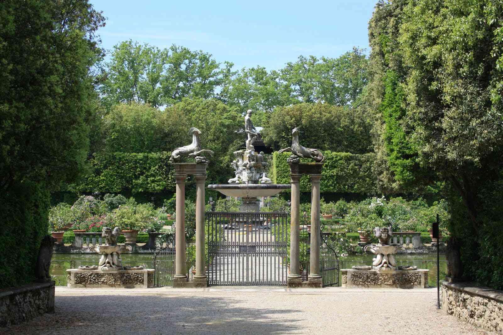 Boboli Gardens Tickets