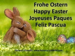 Frohe Ostern - zumbihl florence ostern 2018