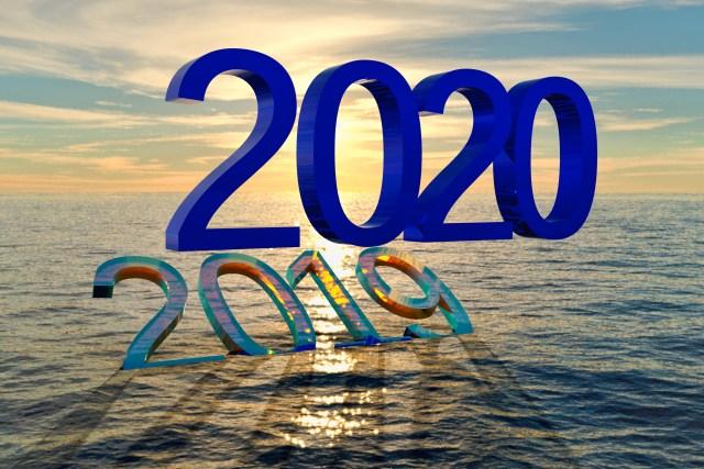 Happy New Year 2020 - Jahreswechsel - Zeit für Rituale - new years eve 4725484