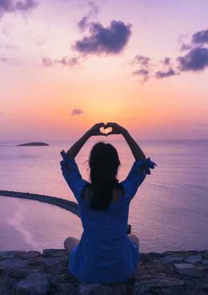 Herzmeditation am Meer Florence Zumbihl