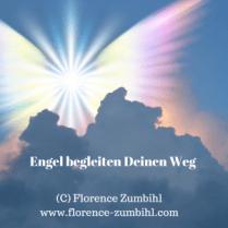 Engel begleiten Deinen Weg (C) Florence Zumbihl