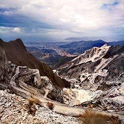 Carrara quories