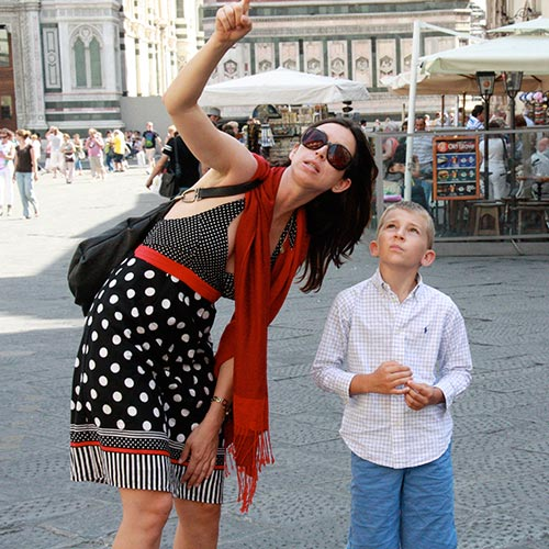 Authorized Tourist Guide Stepanka