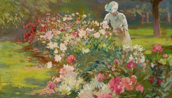 Matilda Browne Idylls Of Farm And Garden - Florence