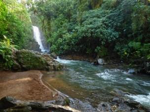Costa Rica - La Paz waterfalls