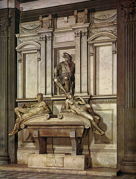 Medici Tombs Michelangelo Florence In War And Flood