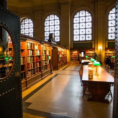 Boston librairie