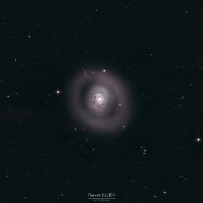 M94 - Croc's Eye Galaxy
