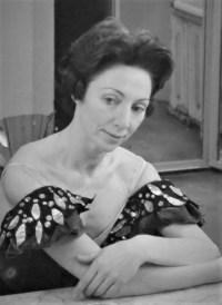 Rosella Hightower ballet dancer 1961