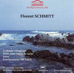 Florent Schmitt James Lockhart Cybelia