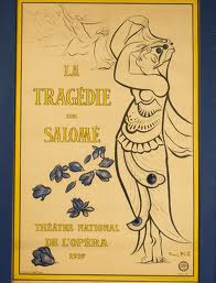 L Tragedie de Salome by Florent Schmitt (1919 production starring Ida Rubinstein)