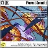 Florent Schmitt: Le Petit Elfe Ferme-l'oeil Leslie De'Ath