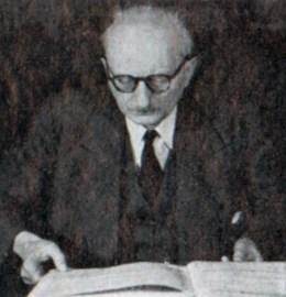 Fritz Munch conductor
