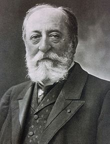 Camille Saint-Saens, French Composer