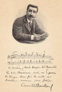 Camille Chevillard French conductor
