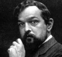 Achille-Claude Debussy, French composer
