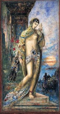 Cantique des cantiques Moreau 1893