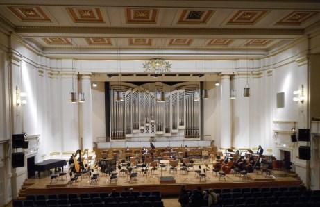 Krakow Philharmonic Hall Poland