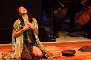 Janie Dee as Cleopatra Florent Schmitt