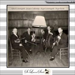 Loewenguth Quartet Florent Schmitt Quartet Quintet Bach St-Laurent Studio