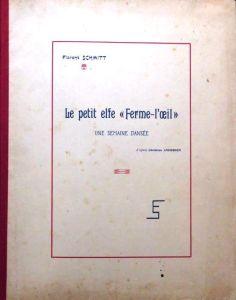 Florent Schmitt Le petit elfe Ferme-l'oeil score