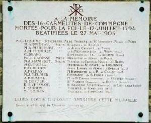 Carmelite Picpus