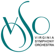 Virginia Symphony Orchestra logo