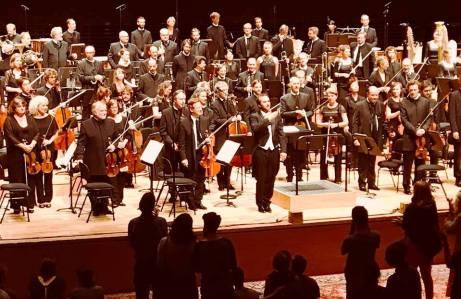 Fabien Gabel Orchestre de Paris Reves d'Orient Schmitt Roussel, d'Indy