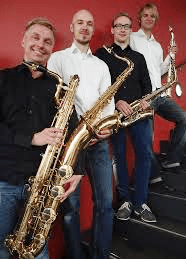 Aava Saxophone Quartet