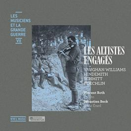 Les musiciens et la Grande Guerre Vol. 7 Schmitt Koechlin