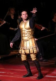 Bill Mootos Antony + Cleopatra Shakespeare Schmitt Virginia Arts Festival