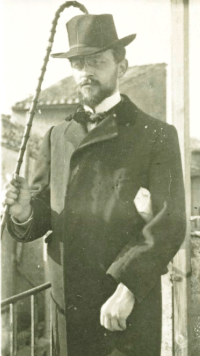 Florent Schmitt French composer late 1890s