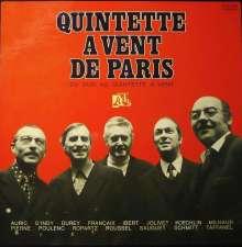 Quintette a Vent de Paris Ades 1980