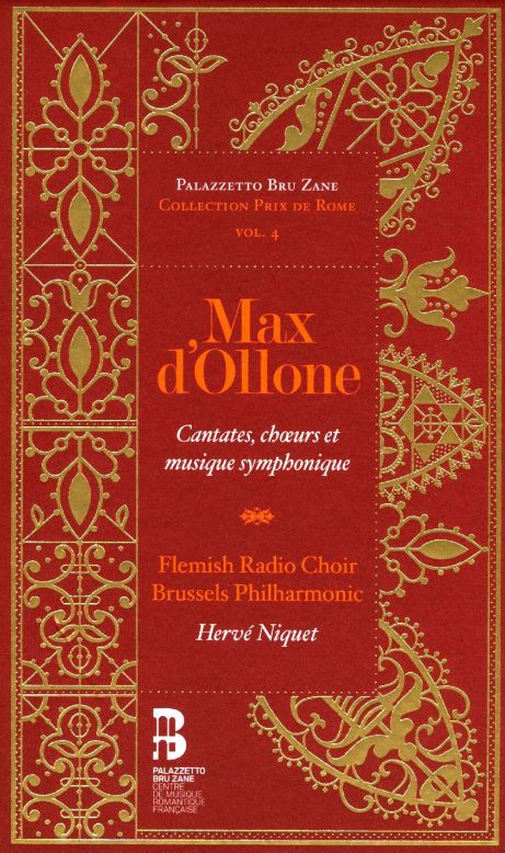 Max d'Ollone Collection Prix de Rome PBZ