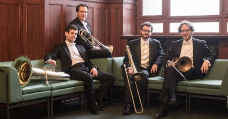 Jena Philharmonie lower brass