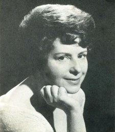 Francoise Ogeas French soprano