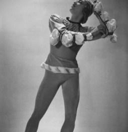 Serge Lifar Title Role Oriane et le Prince d'Amour Florent Schmitt 1938 Paris Opera
