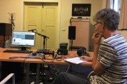 Florent Schmitt String Trio Recording Session Tom Peeters July 2020