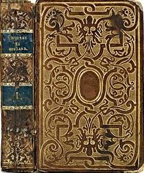 Ronsard original edition