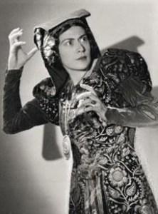 Eliette Schenneberg French mezzo-soprano