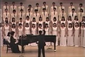 Chiba University Chorus Fumiaki Kuriyama